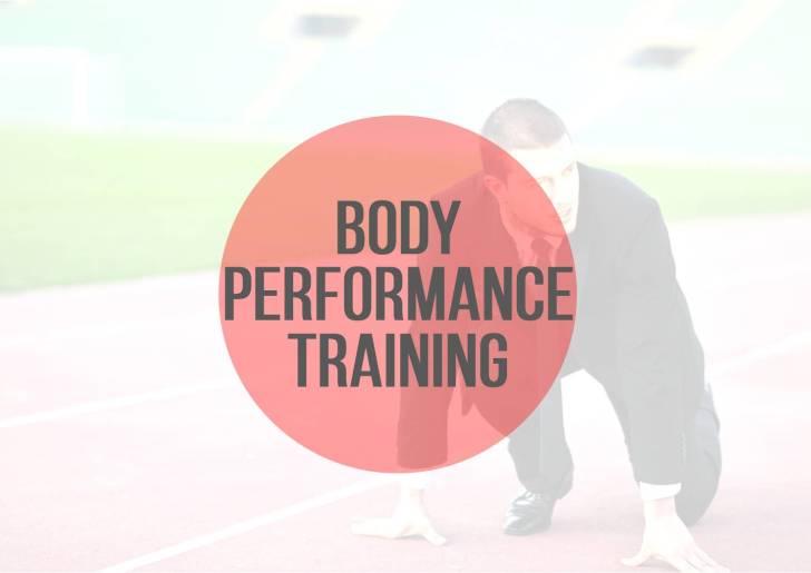 Body performance training