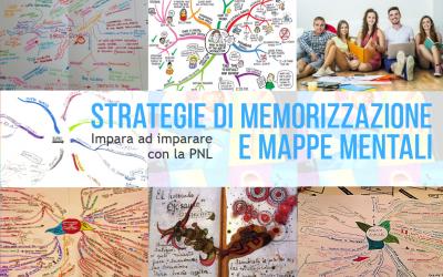 Strategie e mappe mentali per lo studio e la memoria