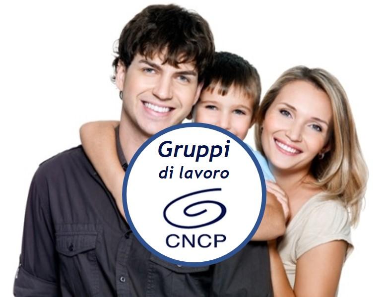 Gruppo di lavoro famiglia