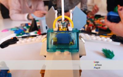 Costruisci la tua Vision con il Lego Serious Play