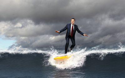 Surfare il cambiamento: le skill per il manager del futuro prossimo