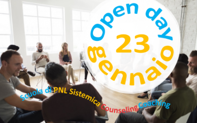 Open day: scuola PNL Sistemica, Coaching, Counseling