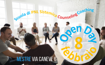 Open day a Mestre: Scuola PNL Sistemica, Coaching, Counseling