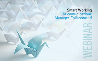 Smart working: la comunicazione manager | collaboratori