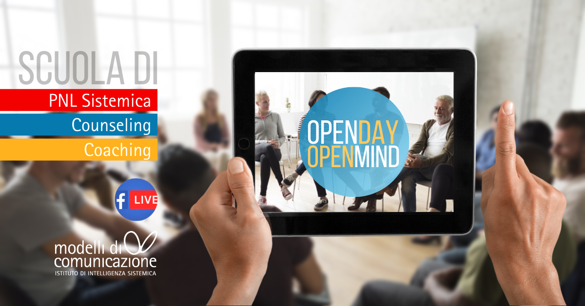 Open day, open mind