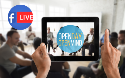 Open day, open mind!